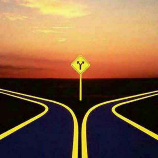 人生的十字路口