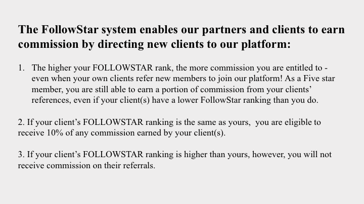 Everything You Need to Know about FOLLOWSTAR
