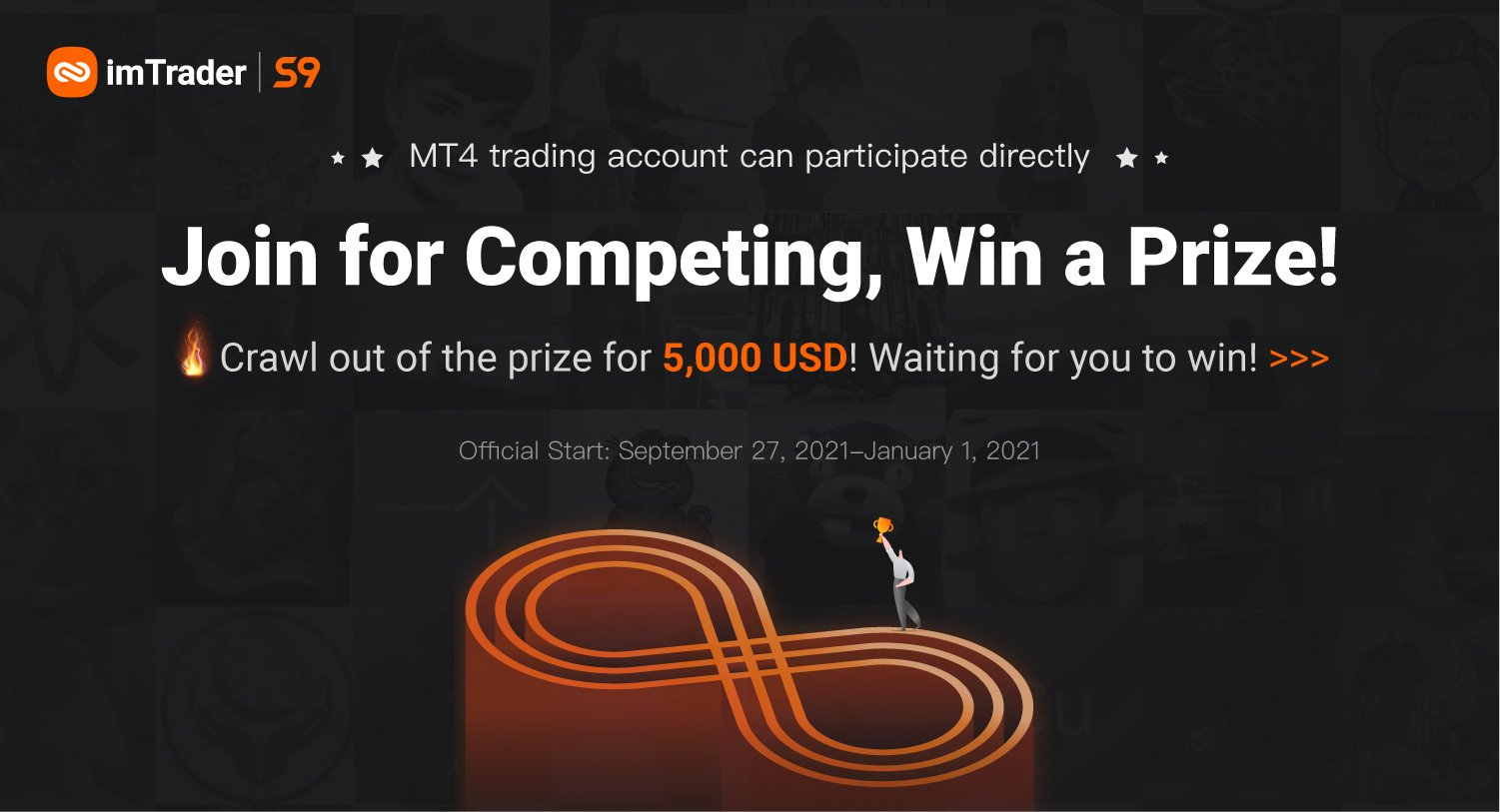 The 9th Trading Competition, FOLLOWME Trading Community, a Social Trading Platform