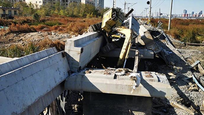事故 生产 滨海新区 建筑 领域 铁路桥
