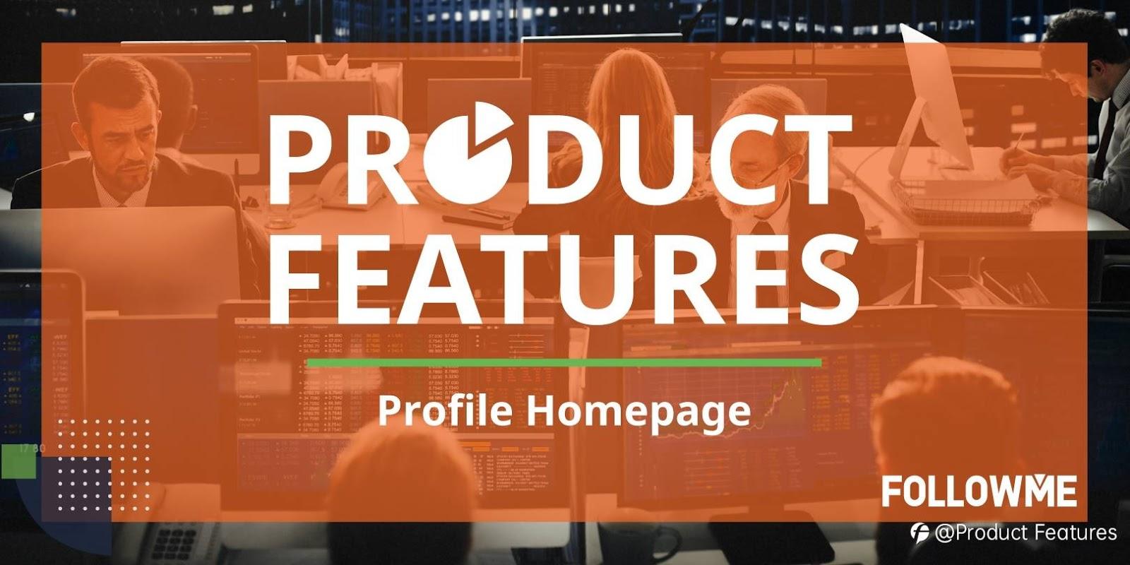 Beranda Profil yang Diperbarui