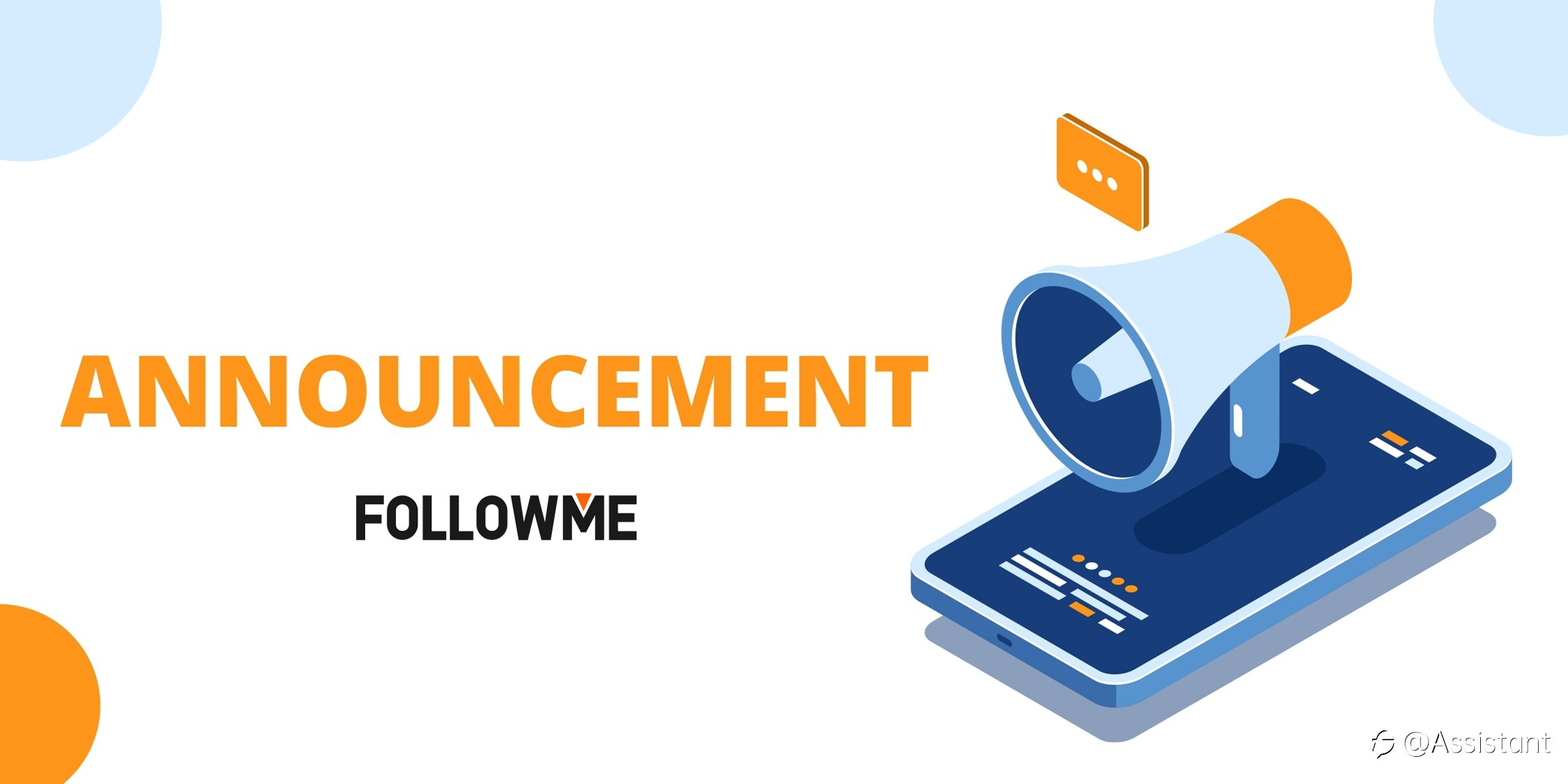 Important Announcement:FOLLOWME Trading Statistics Data Maintenance Notice