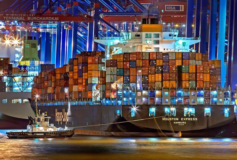 海运 海员 集装箱 马士基 上调 新冠