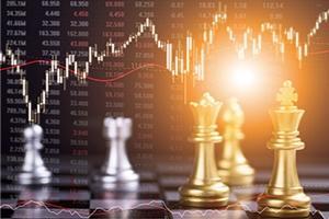 位于 阻力 上涨 汇价 支撑 指数