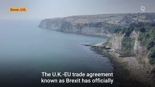 (BLOOMBERG) What Will the Brexit Deal Impact? - Jan 8, 2021. [[1,#Brexit#,10001014]][[1,#Economy#,60003923]][[1,#UK#,10001154]]